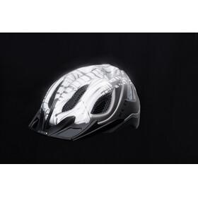 KED Certus K-Star Helmet Silver Matt